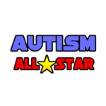 'Autism All Star' shirts and gifts for autistic children