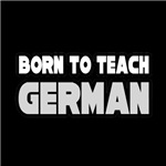 German Teacher shirts and gifts