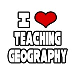 Geography Teacher shirts and gifts
