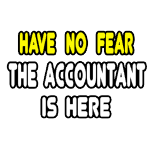 Funny gifts for accountants. Humorous accounting t-shirts and gifts.