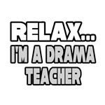 Drama Teacher shirts and gifts